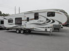 Used 2012 Keystone Cougar 323MKS Fifth Wheel For Sale