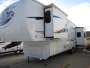 Used 2009 Heartland Big Horn 3370RL Fifth Wheel For Sale