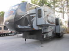New 2014 Heartland Cyclone 4000 Fifth Wheel Toyhauler For Sale