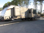 Used 2014 Heartland North Trail 32RLTS Travel Trailer For Sale