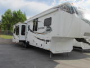 Used 2011 Keystone Alpine 3450RL Fifth Wheel For Sale