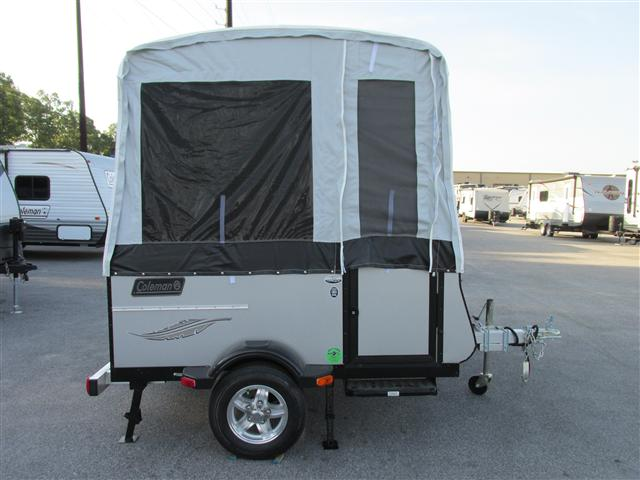 New 2014 LIVIN LITE Coleman QS6 Pop Up For Sale