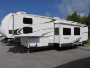 Used 2009 Forest River Sandpiper 345BH Fifth Wheel For Sale