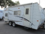 Used 2007 Pilgrim Pioneer 18CK Travel Trailer For Sale