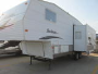 Used 2007 Forest River Salem 27RLSS Fifth Wheel For Sale
