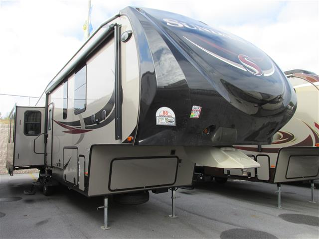 New 2015 Heartland Sundance 3280RES Fifth Wheel For Sale