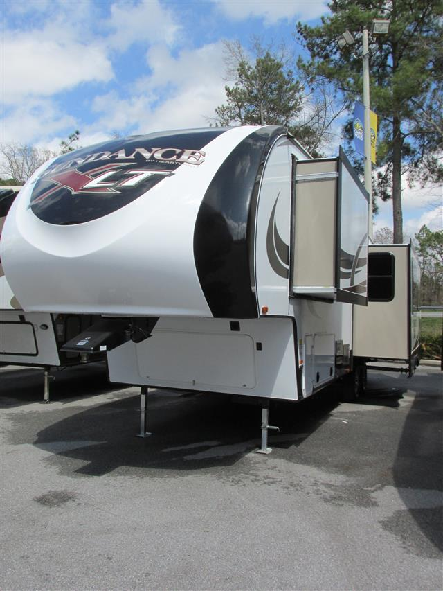 New 2016 Heartland Sundance Xlt 278TS Fifth Wheel For Sale