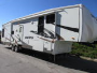 Used 2010 Forest River Sierra 345RLG Fifth Wheel For Sale