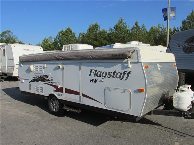Used 2008 Forest River Flagstaff 27HW Pop Up For Sale