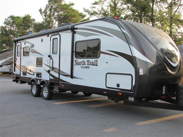 2016 Heartland North Trail