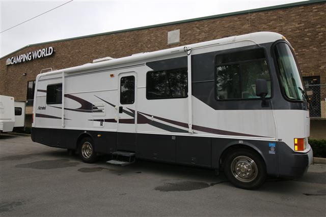 Used 2001 Holiday Rambler Admiral 30PBD Class A - Gas For Sale