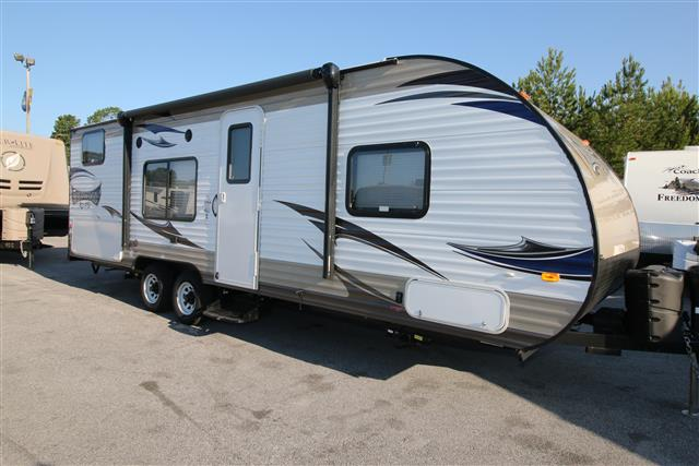 Used 2016 Forest River Wildwood 261BHXL Travel Trailer For Sale