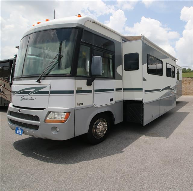 Used 2003 Itasca Suncruiser 38G Class A - Gas For Sale