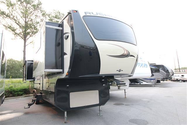 Used 2013 Crossroads Rushmore 38FL Fifth Wheel For Sale