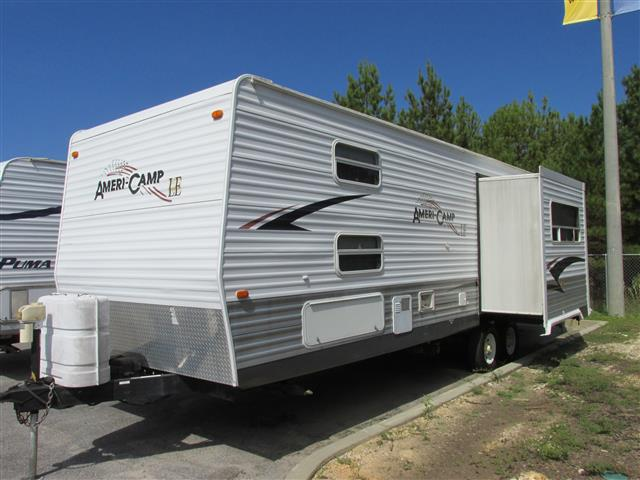 Used 2007 Americamp RV Legend T326LE Travel Trailer For Sale