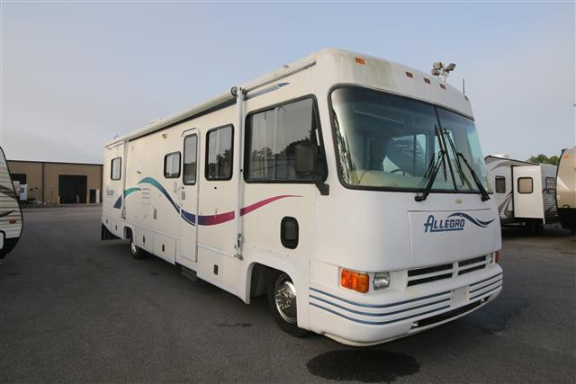 1998 Tiffin Allegro Bay