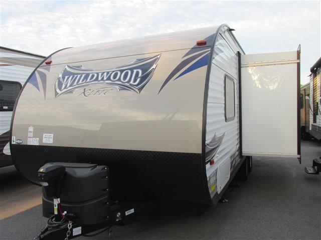 Used 2016 Forest River Wildwood 231RBXL Travel Trailer For Sale