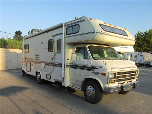 Used 1994 HONOR BUILT ELDORADO 28 Class C For Sale