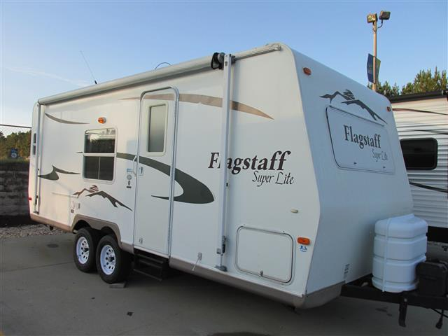 Used 2007 Forest River Flagstaff 23LB Travel Trailer For Sale