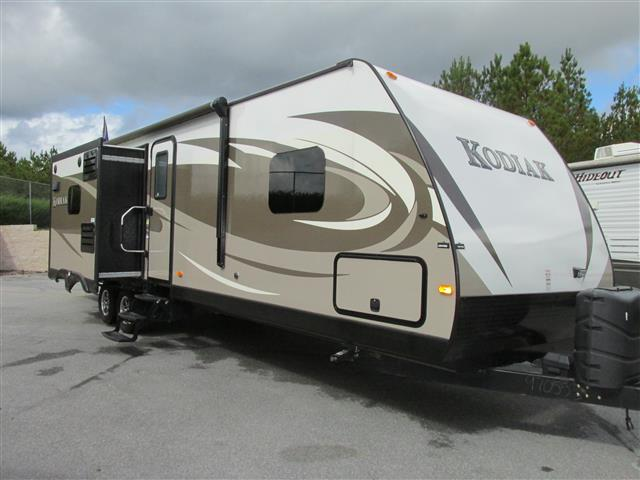 Used 2014 Dutchmen Kodiak 300BHSL Travel Trailer For Sale