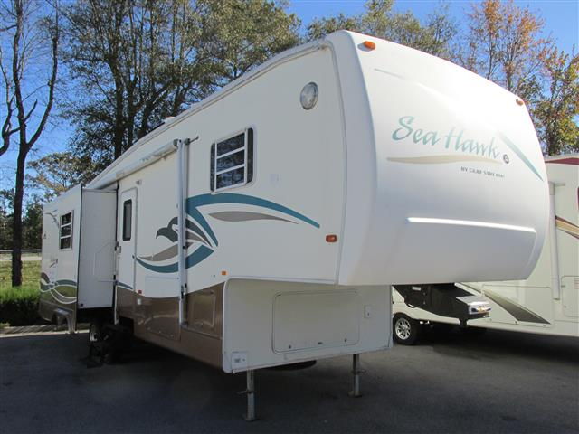 Used 2002 Gulfstream Seahawk 31FIK Fifth Wheel For Sale