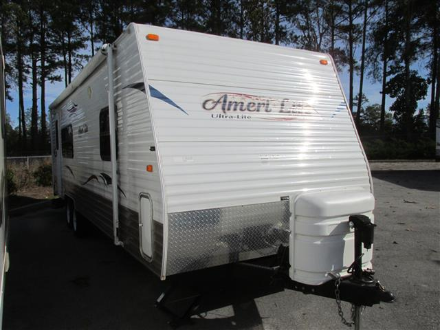 Used 2013 Gulfstream Ameri-lite 24RK Travel Trailer For Sale
