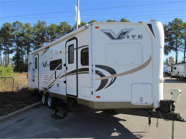 Used 2011 Forest River V-LITE 26WRB Travel Trailer For Sale