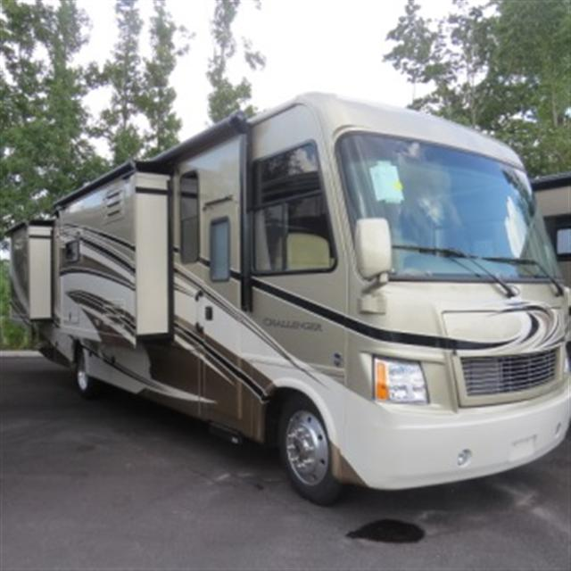Buy a New THOR MOTOR COACH Challenger in Jacksonville, FL.