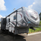 New 2014 Heartland Road Warrior 410 Fifth Wheel Toyhauler For Sale