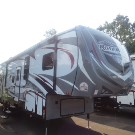 New 2014 Heartland Road Warrior 305 Fifth Wheel Toyhauler For Sale