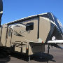 New 2014 Heartland TORQUE 325 Fifth Wheel Toyhauler For Sale