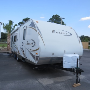 Used 2010 Keystone Bullet 278RLS Travel Trailer For Sale