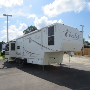 Used 2004 Alfa Alfa Gold 35RL Fifth Wheel For Sale