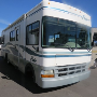 Used 1999 Fleetwood Flair 32V Class A - Gas For Sale