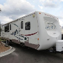 Used 2005 Keystone Mountaineer 327RKS Travel Trailer For Sale