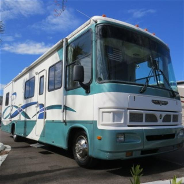 Used Class A Gas Gulfstream Rvs And Motorhomes For Sale