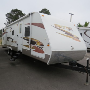 Used 2008 Crossroads Sunset Trail 31QB Travel Trailer For Sale