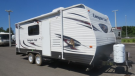New 2015 Forest River CANYON CAT 21TUC Travel Trailer Toyhauler For Sale