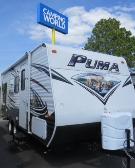 New 2015 Forest River Puma 19RL Travel Trailer For Sale
