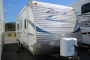 Used 2011 Crossroads Zinger ZT230FB Travel Trailer For Sale
