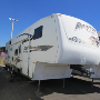 Used 2007 Keystone Raptor 3612DS Fifth Wheel For Sale
