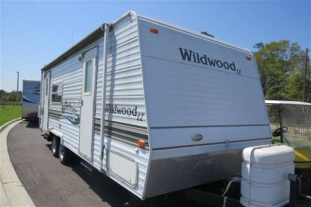 2004 Forest River Wildwood Le