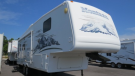 Used 2005 Keystone Montana 2955RL Fifth Wheel For Sale