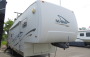 Used 2004 Gulfstream Mako M29FRBW Fifth Wheel For Sale
