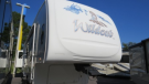 Used 2006 Forest River Wildcat 32QBBS Fifth Wheel For Sale