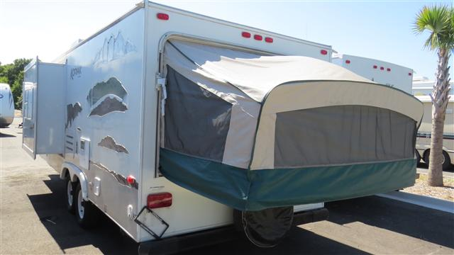 2008 Skamper Kodiak Expandable