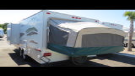 Used 2008 Skamper Kodiak 235 Hybrid Travel Trailer For Sale