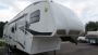 Used 2008 Keystone Cougar 310SRX Fifth Wheel Toyhauler For Sale