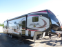 New 2015 Forest River VENGEANCE 312A Fifth Wheel Toyhauler For Sale