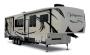 New 2015 Forest River VENGEANCE 39C14 Fifth Wheel Toyhauler For Sale